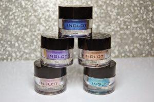 Jarní novinky: Pigmenty od Inglot