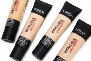 L'Oréal Paris Infallible 24h – Novinka ve světě make-upových bází